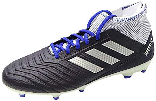 adidas Damen Predator 18.3 FG Fußballschuhe, Mehrfarbig (Tinley/Plamet/Aeroaz 000), 38 2/3 EU