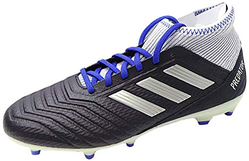 adidas Damen Predator 18.3 FG Fußballschuhe, Mehrfarbig (Tinley/Plamet/Aeroaz 000), 39 1/3 EU