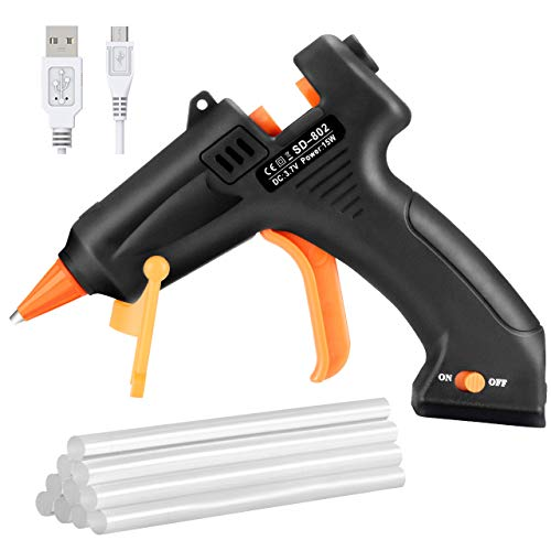 Best cordless hot glue gun