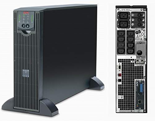 APC SURT6000XLI 3U On-Line Double Conversion Smart-UPS 6000VA 4200W...