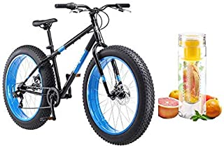 mongoose hitch men's all terrain fat tire bike