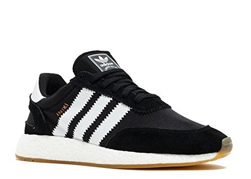 adidas Iniki Runner, Zapatillas para Hombre, Negro (Core Black/FTWR White/Gum 3), 41 1/3 EU