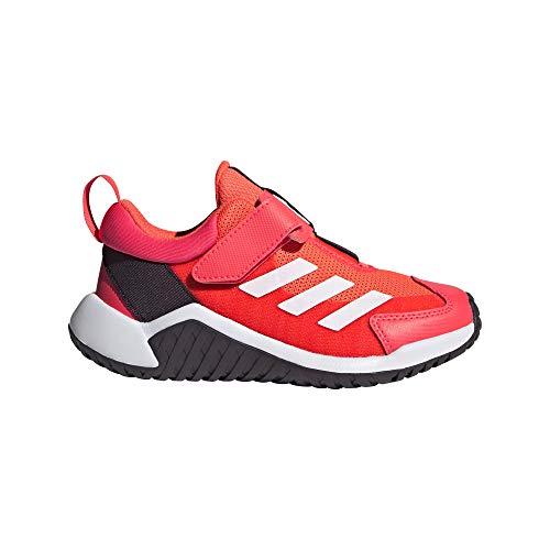 adidas 4UTURE Sport AC K, Zapatillas Unisex niños, ROSSEN/FTWBLA/PURNOB, 29 EU