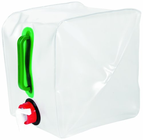 Camco 51085 Collapsible Water Carrier - 2 Gallon Capacity