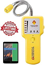 top 10 home propane detector Y201 Propane and natural gas leak detector. Portable gas analyzer for gas leak detection …