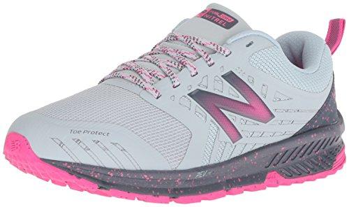 New Balance Women's FuelCore Nitrel V1 Running Shoe, Light Porcelain Blue, 9 B US