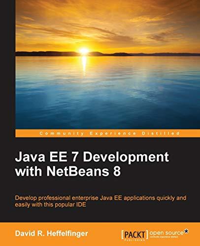 Java EE 7 Development with NetBeans 8