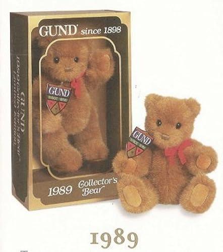 Gund 1989 llector 's B Gundy Box B