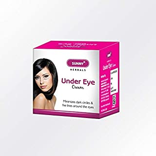 Sunny Bakson's Under Eye Cream with Aloevera, Arnica and Cucumber (50 g)