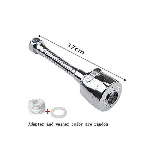 Wasserfilter Küche Wasserspar Belüfter Perlator Saving Wassergeräte Belüfter Mix Nozzle-Hahn-Adapter-Hahn-Belüfter for Küche (Color : A3)