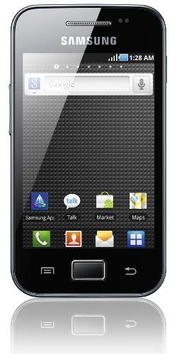 Samsung Galaxy Ace S5830 - Smartphone (pantalla táctil de 8,9 cm (3,5''),...