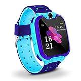 Niños Smart Watch Phone, La Musica Smartwatch para niños de 3-12 años Niñas con cámara Ranura...
