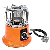 Ignik 10,000 BTU Propane Outdoor Space Heater and Camping Stove