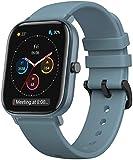 Amazfit GTS Smartwatch Orologio Intelligente Fitness 5 ATM Impermeabile Durata Batteria Fino a 14 Giorni con GPS, 12 Modalità di Allenamento, Display del Quadrante in Vetro 3D, Contapassi per Sport