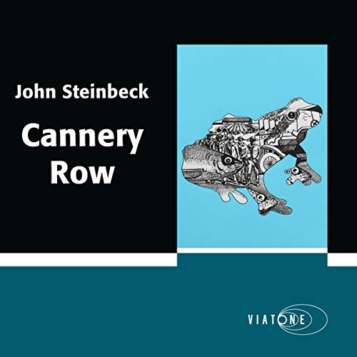 Cannery Row (Norwegian Edition) cover art