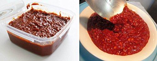 無添加キムチ鍋の素1kg (無添加・アミノ酸も酵母エキスも無添加)やがちゃんキムチ謹製 濃厚芳醇、魚でも肉でも合う味わい、味が割れないキムチ鍋の素です