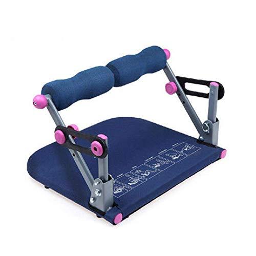 MKXF Allenatore di Fitness Attrezzatura per l'allenamento a casa Macchina per Esercizi di Base Trimmer Total Body Cardio Weight System...