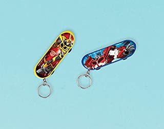 Amscan Transformers Core KeychainTransformers Core Keychain,Multicolour,2Pieces