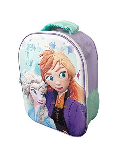 Mochila Infantil 3D Frozen   Mochilas Frozen 2 Escolares para Niñas y Niños de 3 Años   Material Escolar Vuelta al Cole de Frozen