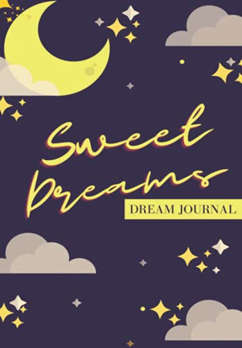 Daily Dream Journal 6x9 Notebook: Dream Tracker