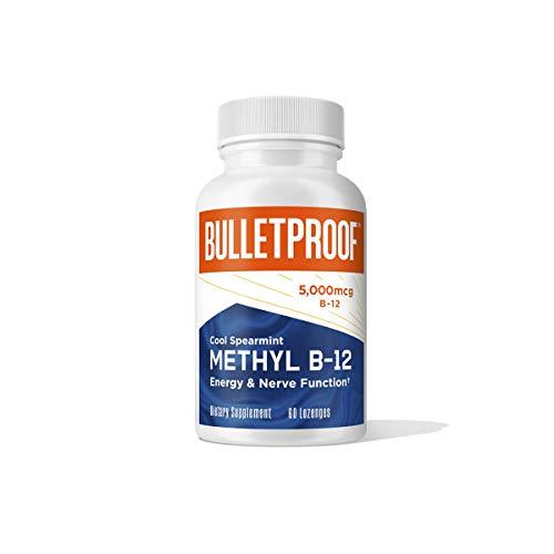Bulletproof Methyl B-12 5mg 60 Lozenges