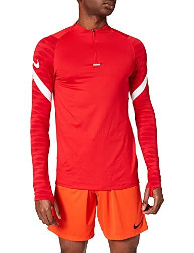 NIKE Camiseta para Hombre Strike 21 Drill, Hombre, -, CW5858-657, University Red/Gym Red/White/White, Small