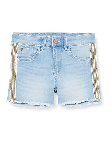 Garcia Kids Mädchen O02527_1681 (176) Shorts, Blau (Light Used 8751), (Herstellergröße: 152)