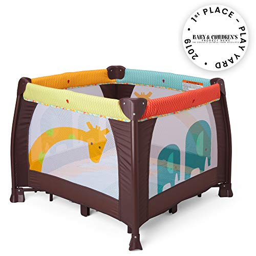 Delta Children 36' x 36' Playard, Novel Ideas