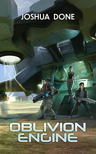 Oblivion Engine by Joshua Done ebook deal