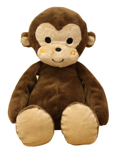 Bedtime Originals Plush Monkey Olli…
