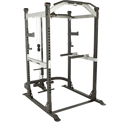 Product Image 6: Fitness Reality X-Class Light Commercial High Capacity Olympic Power Cage