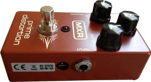 MXR MXR M69 PRIME DISTORTION - Amplificador de efectos de distorsión