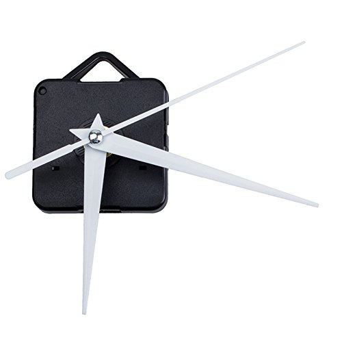NaroFace Uhrwerk Wanduhr Mechanismus Basteln Teile mit 3 Zeiger