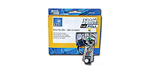 ESU 64634 LokPilot Digitalset 21MTC LokPilot V4.0 M4 64614