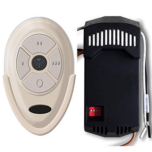 Ceiling Fan Remote Control Kit Replacement for Harbor Breeze - FAN-35T KUJCE9603 L3HFAN35T1