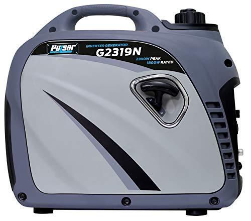 Pulsar G2319N 2,300W Portable Gas-Powered Quiet Inverter Generator