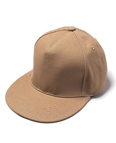 (トラッドマークス) TRAD MARKS BASIC CAP CV ベーシックキャップキャンバス BEIGE