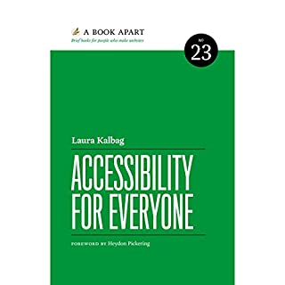 Accessibility for Everyone cover art