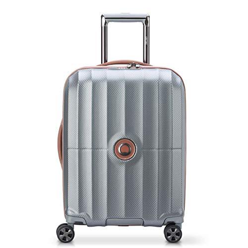 Delsey ST Tropez Trolley, Unisex Adulto, Platinum, S