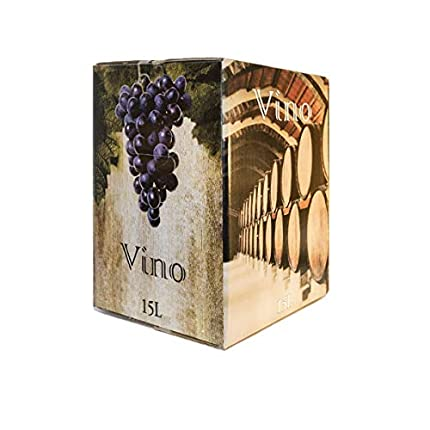 Bag in Box 15 Litros vino tinto Bodegas Sanz Calvo La Rioja