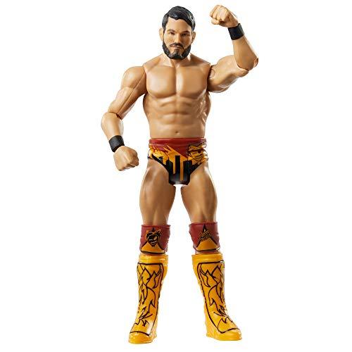 WWE GKT15 - Bewegliche WWE-Actionfigur (15 cm) im Wrestling-Look
