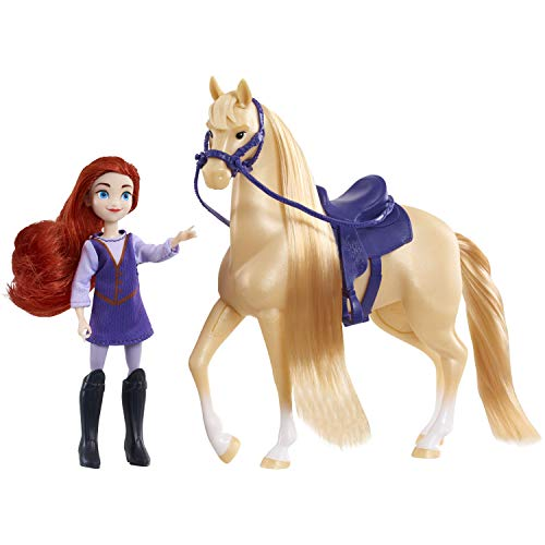 DreamWorks Spirit Riding Free Collector Doll & Horse, Maricela & Mystery