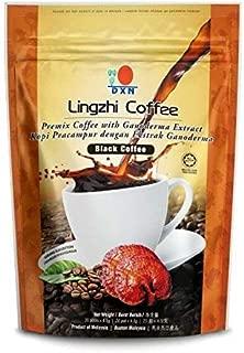 3 Packs DXN Lingzhi Black Coffee Ganoderma 20 Sachets