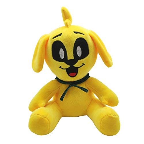 Mikecrack Mike-Crack muñecos de Peluche Juguetes Perro Amarillo muñecos de Peluche Suaves 25 CM