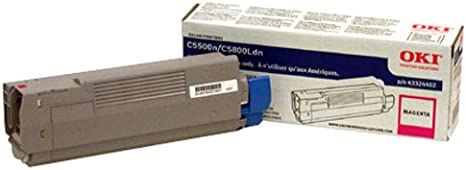 Oki Toner Cartridge Black OKI45536424