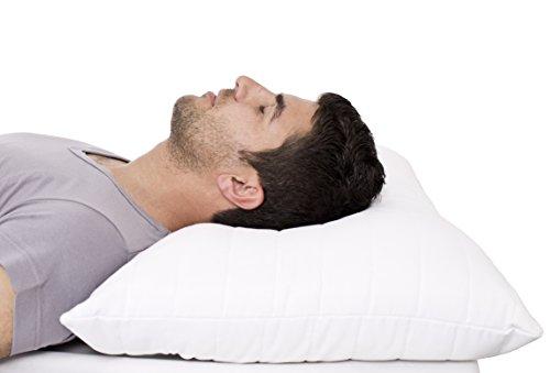 castilba Das Schlaf-Ruhig-Kissen, hilft die Schnarchneigung deutlich zu reduzieren