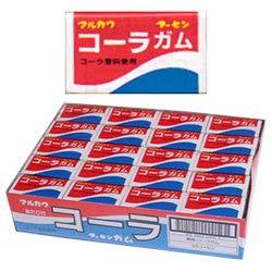 丸川製菓 コーラガム 60個入×2箱入