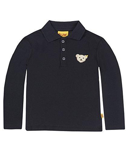Steiff Steiff Unisex - Baby Sweatshirt 0006831 Blau (Steiff marine) 86
