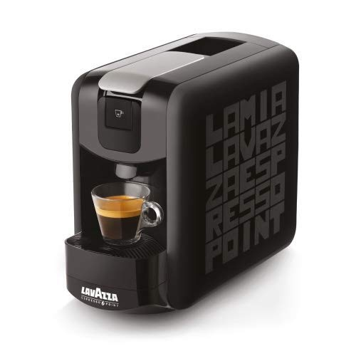 MACCHINA CAFFE' LAVAZZA compatibilita' ESPRESSO POINT LAVAZZA EP MINI BLACK - NERA