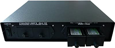 Fischer Amps Rackmount Battery Charger for Rechargeable Batteries